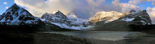 Assiniboine Panorama