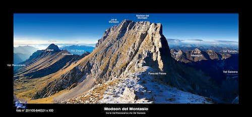 Modeon del Montasio
