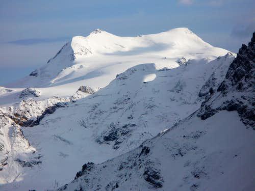 Cevedale from Bärenkopf, 2948 m
