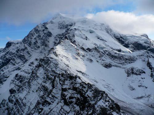 Ortler seen from Bärenkopf (2948 m)