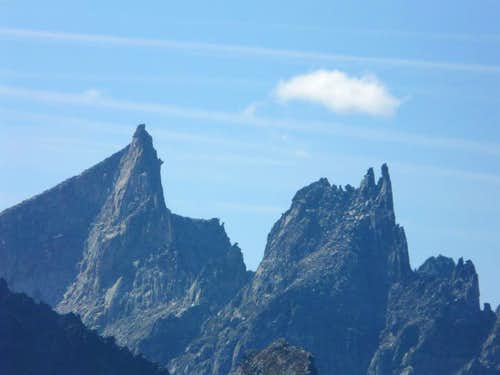 Peaks of Valdeserta