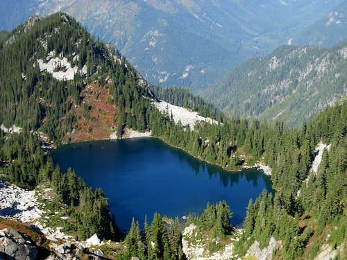 Alpine Lakes Wilderness Region Hiking.