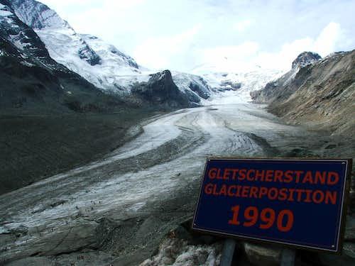 Pasterzen glacier