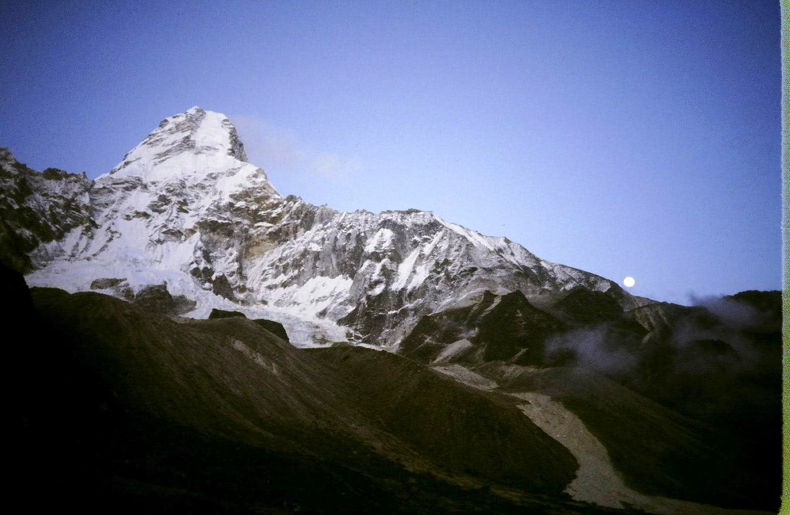 Everest Trek/Ama Dablam