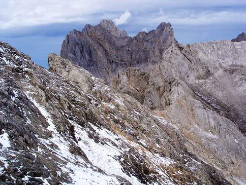 Torre Cerredo (2648m)