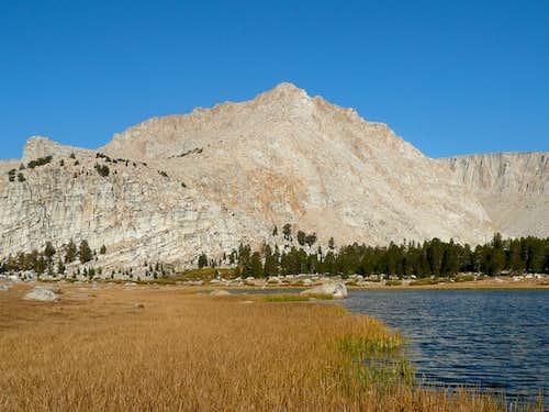 Cirque Peak's East Face