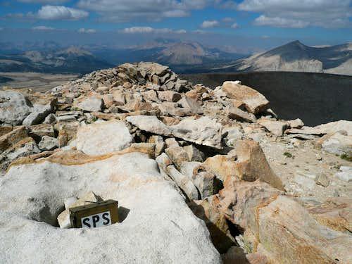 Cirque Peak Summit View