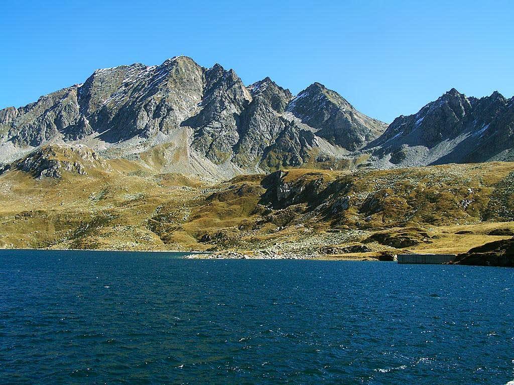 Punta del Termine - Marchhorn
