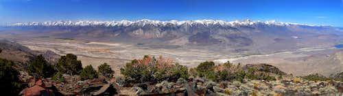 Wide Sierra