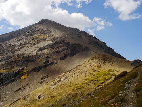 Vandever Mountain East Ridge