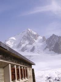 Chardonnet and the Refuge Albert 1th