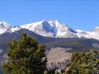 Ypsilon Mountain in winter....