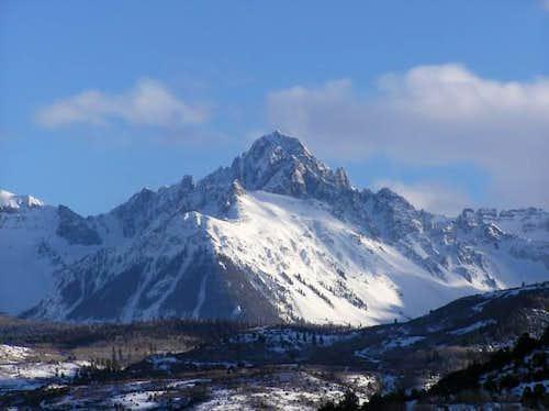 6 Mar 2004 - Mount Sneffels...