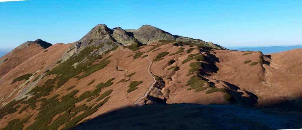 Ornak ridge