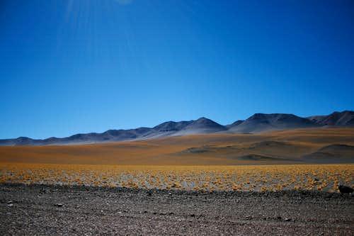 Colours near Incahuasi