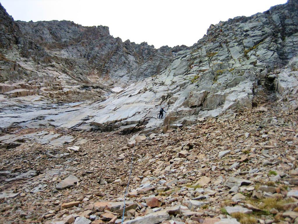 Rolling Mountain Buttress