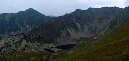 Bystré Pleso lakes