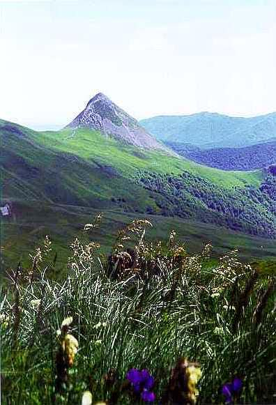 Puy Griou, Cantal