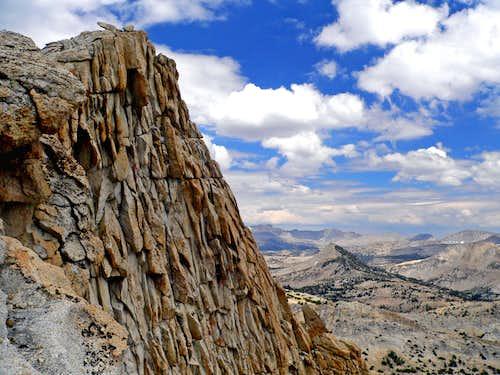 Echo Ridge southwest ridge