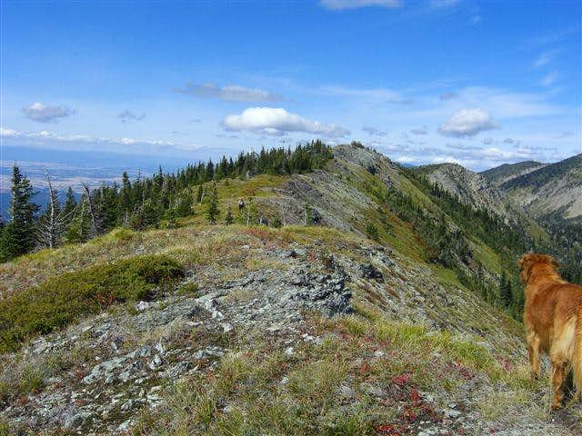 Squaw Ridge (Point 6850)