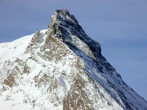 la punta Pousset mt. 3046