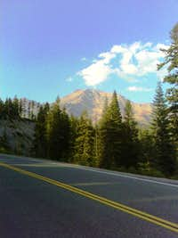 Aug 12, 2008 driving down from trailhead