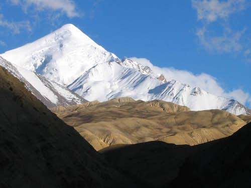 Chalung Ri (6767m) - unclimbed