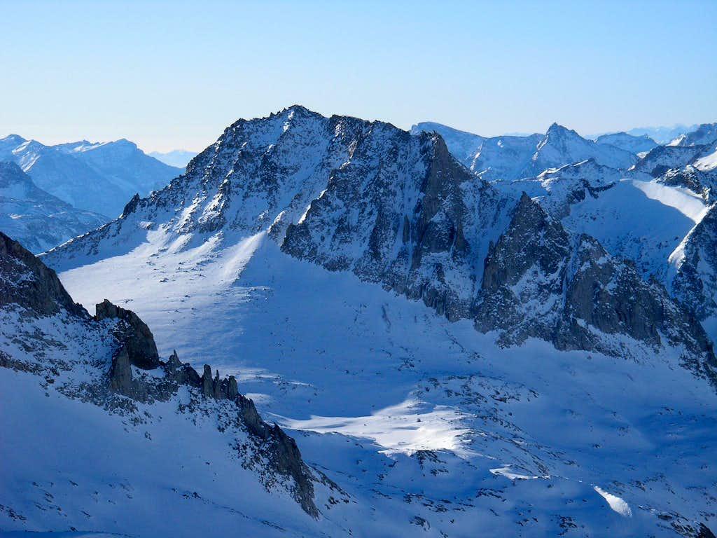 Chüebodenhorn 3070m