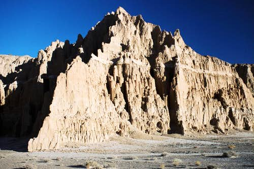 Cathedral Gorge Badlands