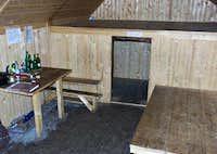 Indoor of Koliba pod Pustym