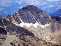 Giraud Peak from Picture Puzzle