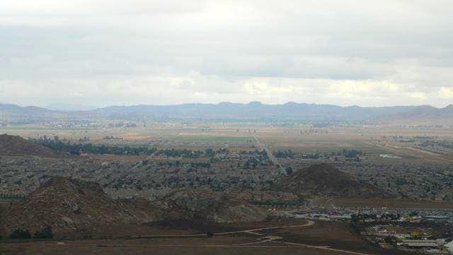Perris From Terri Peak