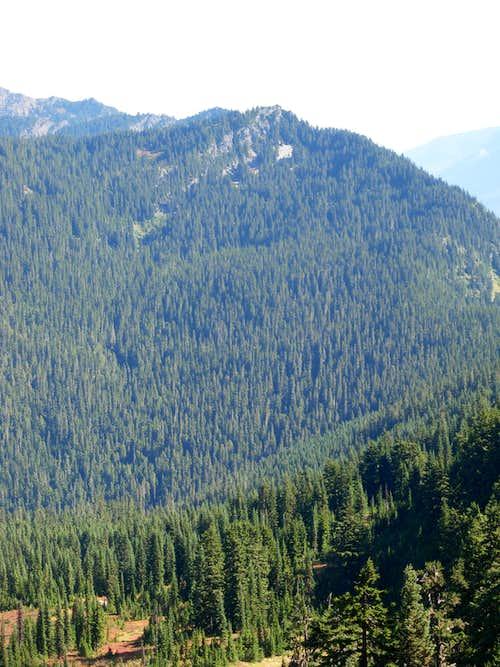 Irving Peak