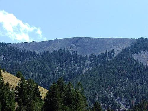 Indian Head Peak