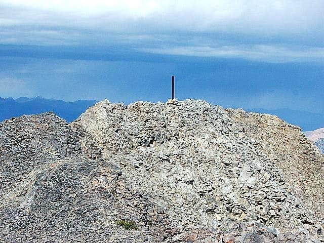 Italian's west summit
