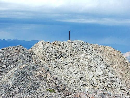 Italian's west summit