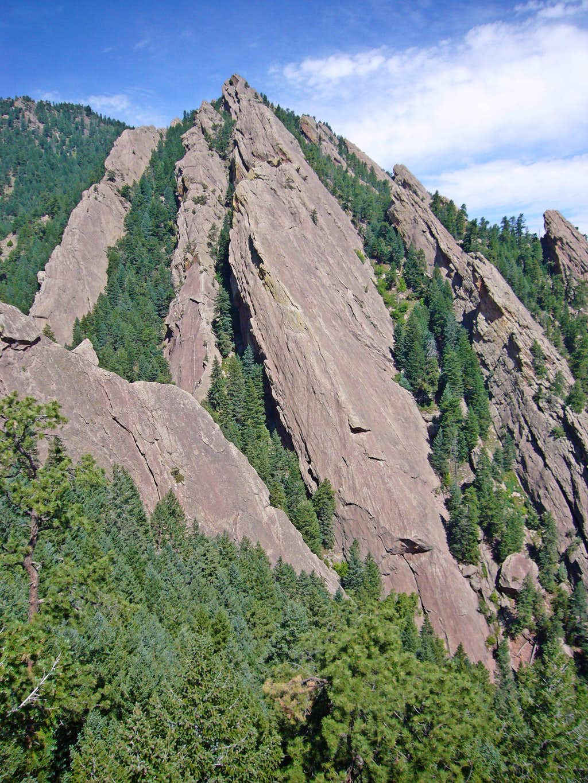 Skunk Canyon Ridges