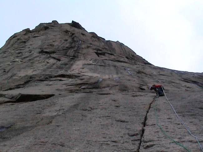 The tenth pitch on Mt....