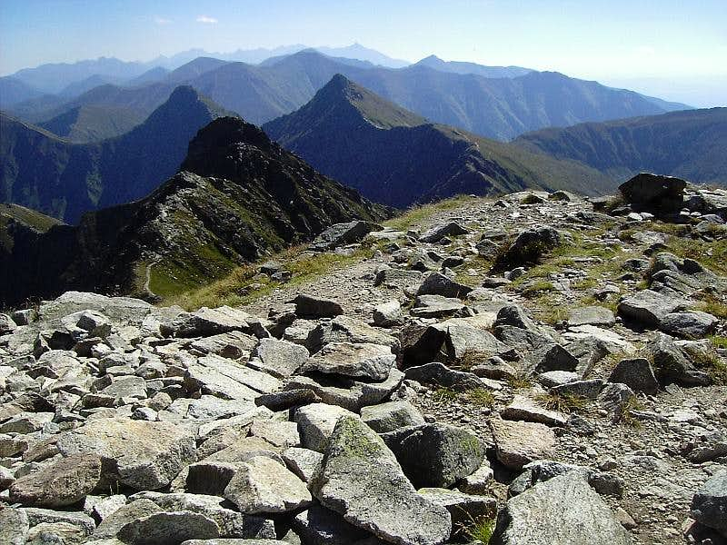 Eagle Trail of West Tatras