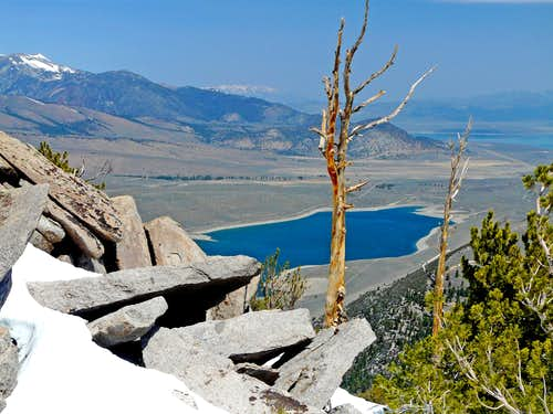 North from Reversed Peak