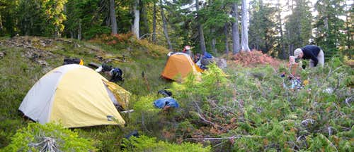 North Ridge Camping