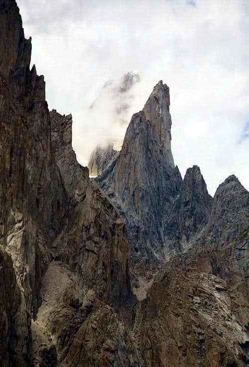 Unnamed Sharp Peak, Karakoram, Pakistan