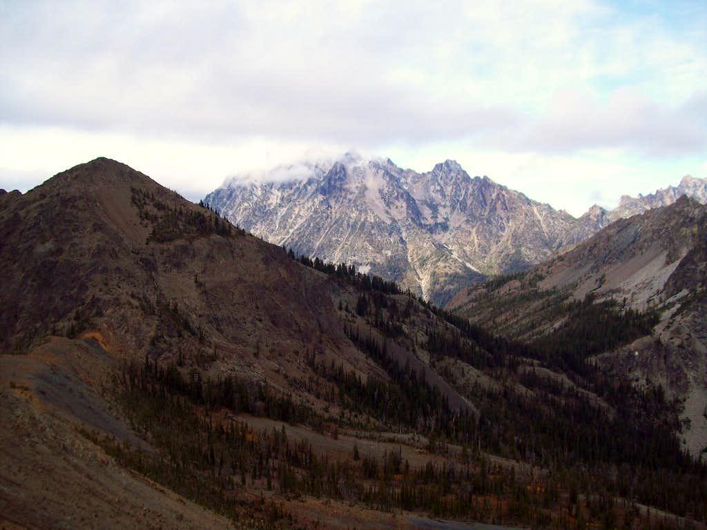 Iron Peak summit views