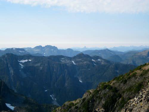 Crown Mountain Summit View W