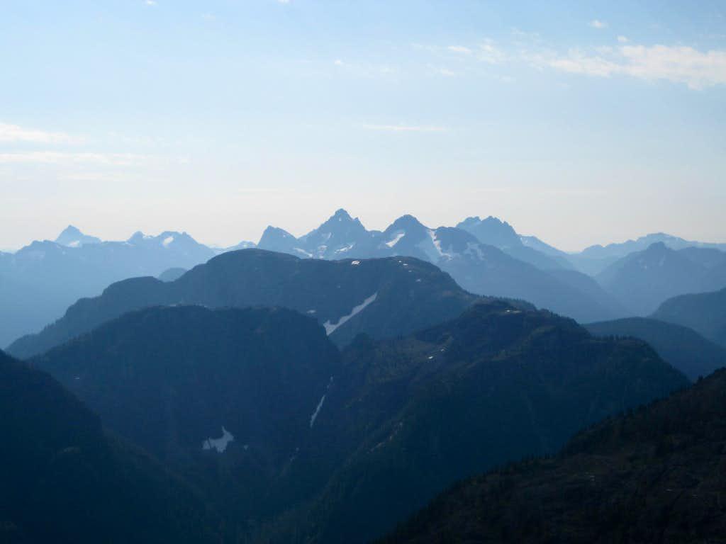 Crown Mountain Summit View S