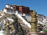 Lhasa (Potala Palace)