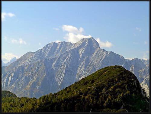 Bavski Grintavec from Cisti vrh