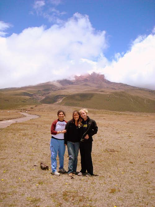 Cotopaxi National Park.