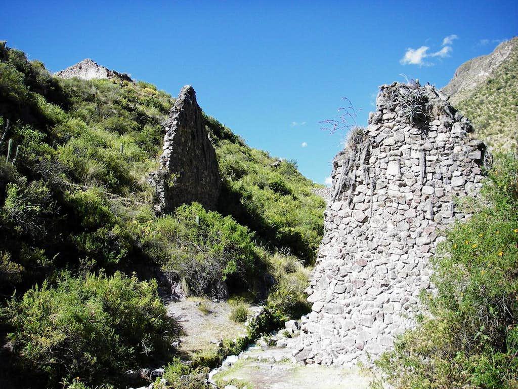 Calla Ruins
