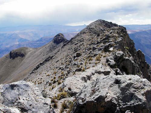 Summit Ridge, Santa Rosa